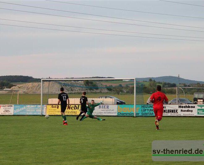1. FC Raindorf - SV Thenried 01.05.2018 102m