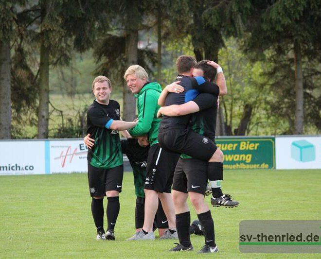 1. FC Raindorf - SV Thenried 01.05.2018 122m