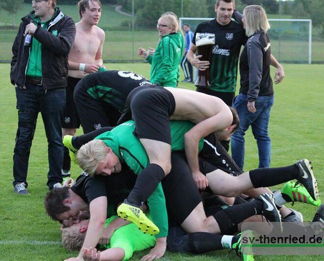 1. FC Raindorf - SV Thenried 01.05.2018 153m