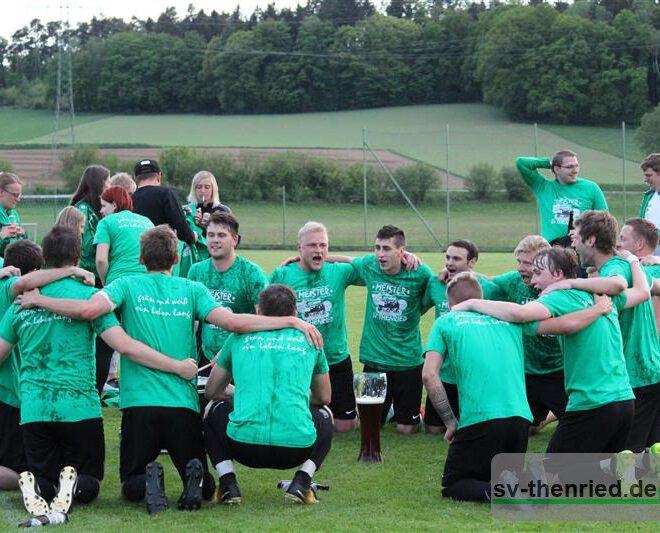1. FC Raindorf - SV Thenried 01.05.2018 209m