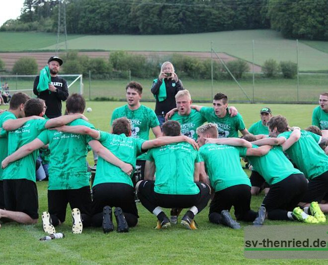 1. FC Raindorf - SV Thenried 01.05.2018 214m