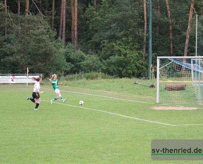 SV Altendorf - SV Thenried 09.06.2018 158m