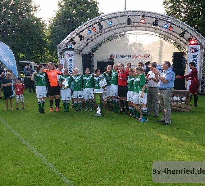 ERDINGER MEISTERCUP SV Thenried 06.07.2013