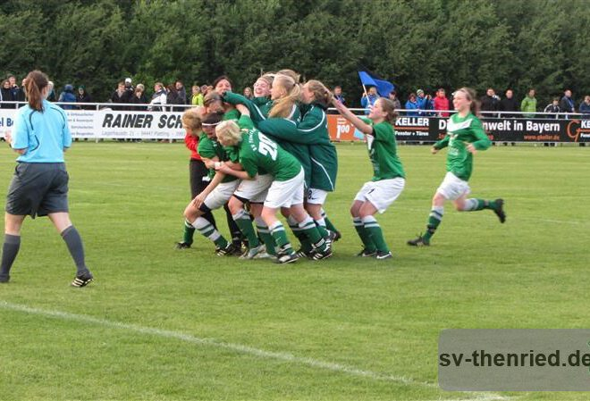 Entscheidung SV Thenried - FC Moosburg 25.05.2013 090m