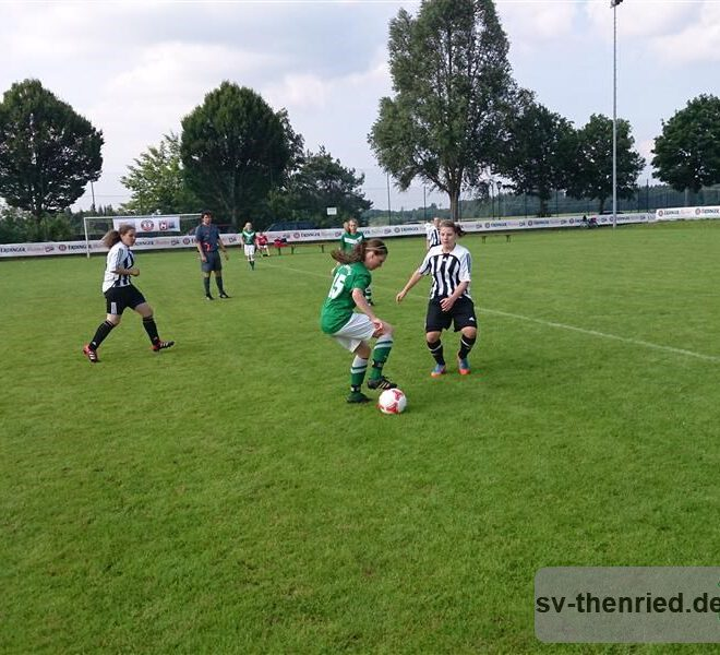 Erdinger Meister Cup SV Thenried 06.07 055m