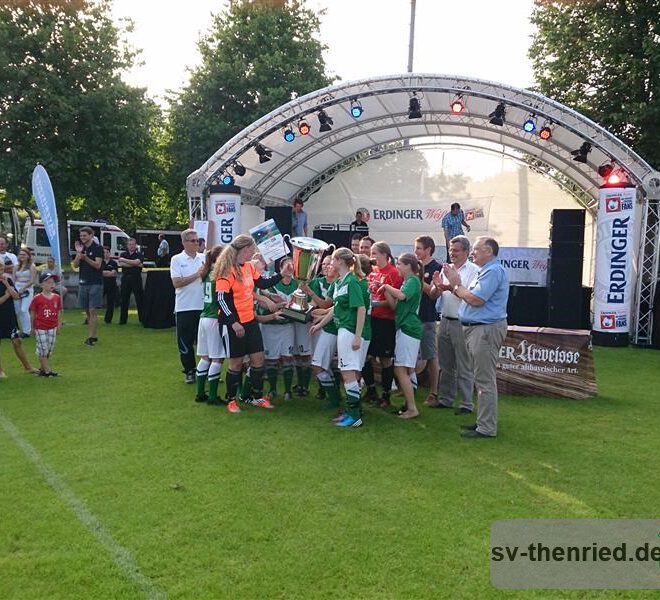 Erdinger Meister Cup SV Thenried 06.07 106m