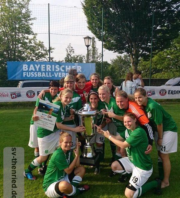 Erdinger Meister Cup SV Thenried 06.07 121m