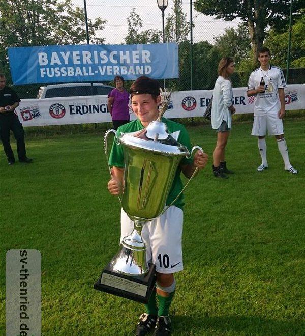 Erdinger Meister Cup SV Thenried 06.07 136m