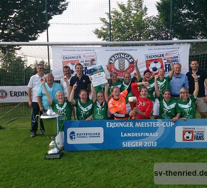 Erdinger Meister Cup SV Thenried 06.07 141m