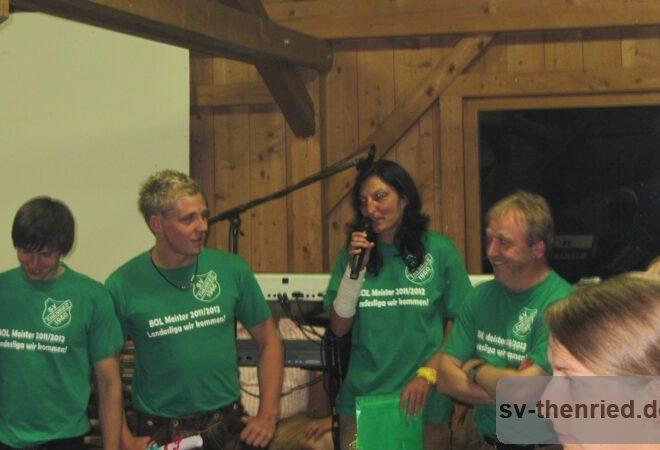Meisterdamen 03.06.2012 106m