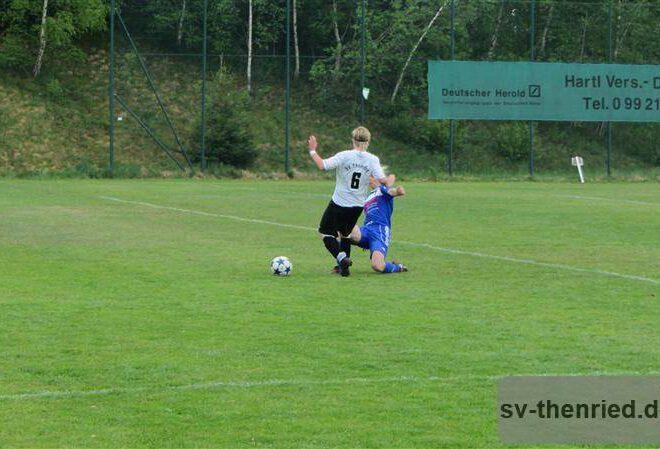 SV Kirchberg i.W. - SV Thenried 12.05.2012 008m