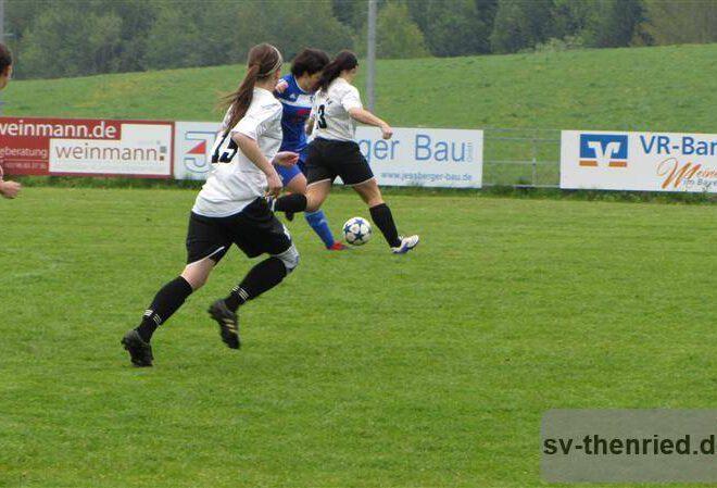 SV Kirchberg i.W. - SV Thenried 12.05.2012 009m