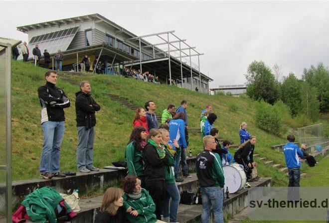 SV Kirchberg i.W. - SV Thenried 12.05.2012 020m
