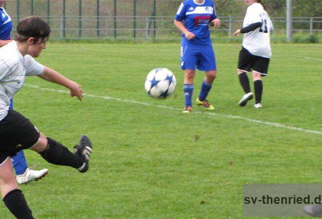 SV Kirchberg i.W. - SV Thenried 12.05.2012 024m