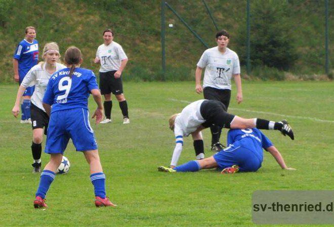 SV Kirchberg i.W. - SV Thenried 12.05.2012 032m