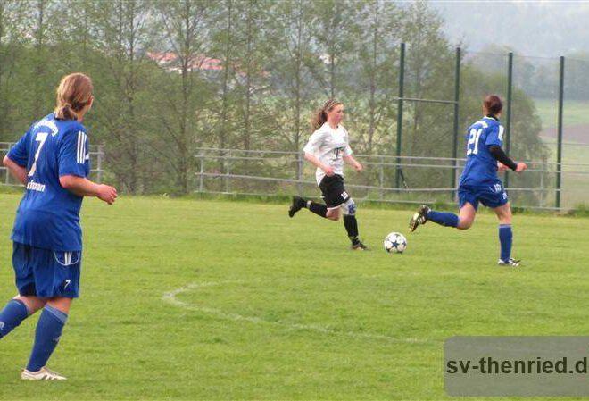 SV Kirchberg i.W. - SV Thenried 12.05.2012 035m