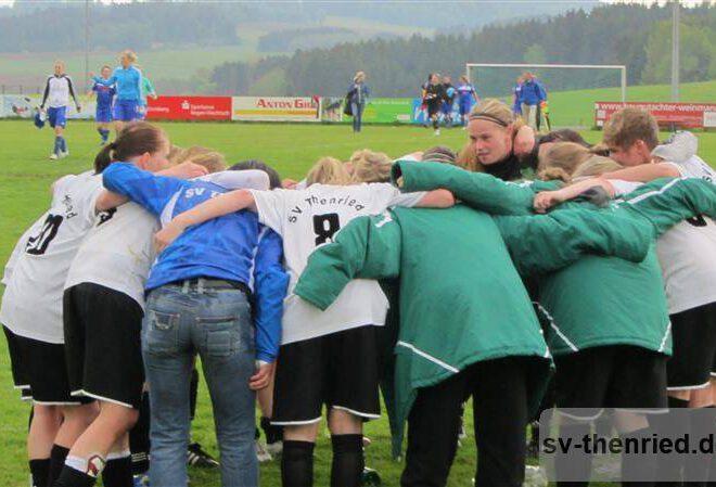 SV Kirchberg i.W. - SV Thenried 12.05.2012 060m