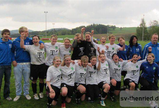 SV Kirchberg i.W. - SV Thenried 12.05.2012 069m