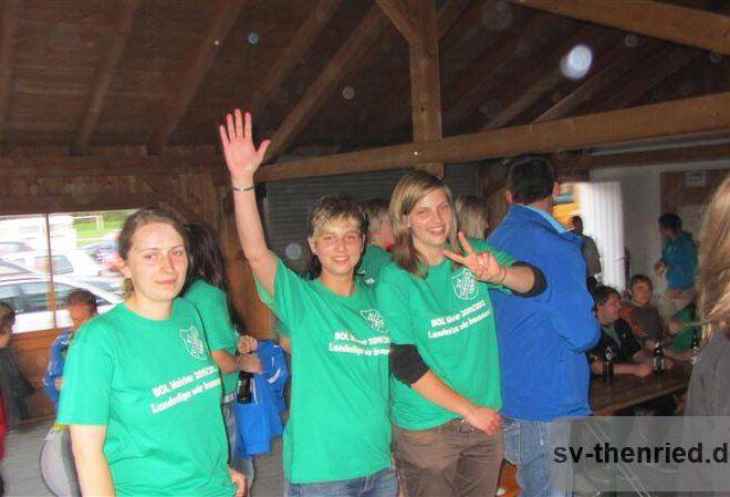 SV Kirchberg i.W. - SV Thenried 12.05.2012 082m