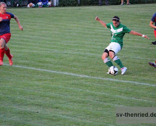 SV Thenried - 1. FC Viktoria Pilsen 22.08.2013 096m